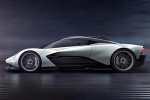 Aston Martin Wants To Become The British Ferrari