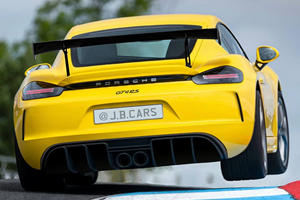 Porsche Cayman 718 GT4 RS Will Be More Powerful Than We Thought