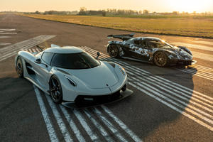 Koenigsegg Gemera And Jesko Absolut Hit The Track