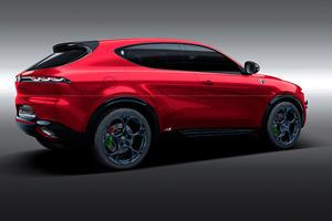 Hardcore Alfa Romeo Tonale Quadrifoglio Ain't Gonna Happen