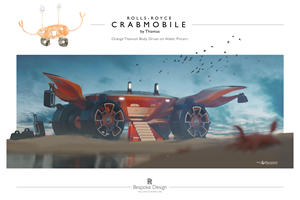 Rolls-Royce Wants Kids To Design The Craziest Vehicles They Can Imagine