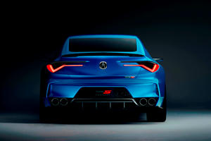 Acura TLX Type S Is Coming With Turbocharged V6