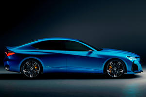Acura's Next Model Set For Online Reveal