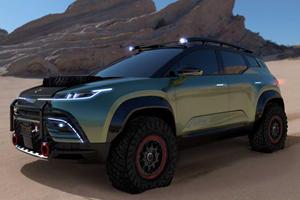 Fisker Ocean Force-E Is The Hardcore SUV Tesla Won't Build