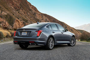 Compare Cadillac Ct5 Vs Genesis G80 Carbuzz