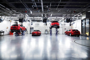 Mazda Steps Up To Help Healthcare Heroes