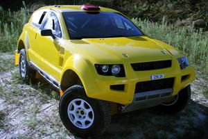 Latvian Team Plans to Enter Dakar Rally With An EV