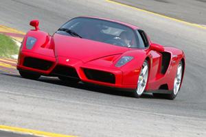 A Few Details Emerge About Ferrari Enzo Successor