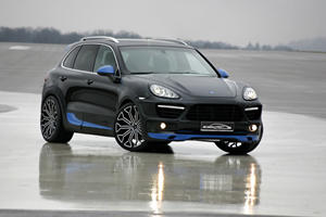 SpeedART Porsche Cayenne Titan EVO-XL 600 Now on Sale