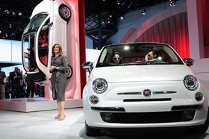 New York 2011: 2012 Fiat 500c