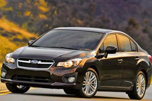 New York 2011: 2012 Subaru Impreza