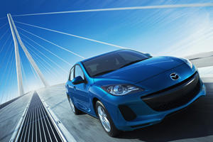 New York 2011: 2012 Mazda3 with SkyActiv