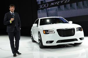 New York 2011: 2012 Chrysler 300C SRT8