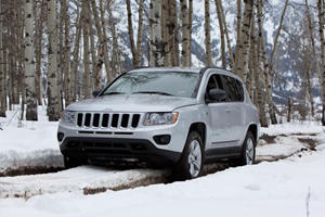 First Look: Jeep Compass