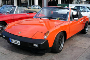 The Other Porsches: 914