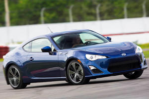 TRD Developing Supercharged FR-S