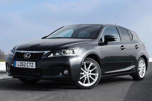 Lexus Introduces CT 200h Advance
