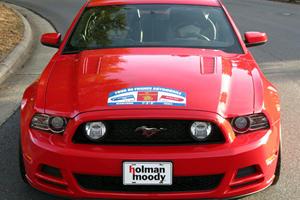 5 Muscular SEMA Mustangs