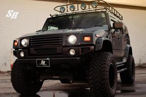 Hummer H2 Project Magnum by SR