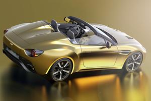 Aston Martin Vantage V12 Zagato Returns With 600 HP