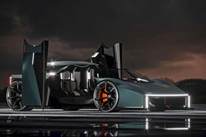 Koenigsegg Concept Is A 700-HP McLaren Fighter
