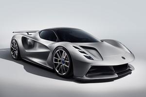 Lotus Plots One Final Gas-Powered Car