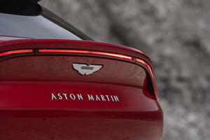 There's Good News For Aston Martin's Most Important Model Ever
