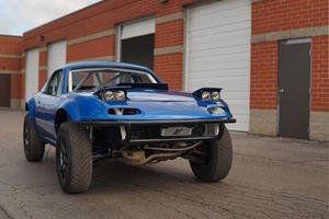 Subaru-Powered Rally Miata Off-Roader Is A Rally Superstar