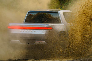 Scoop: The Rivian R2R Will Be A 500-HP Rally Wagon