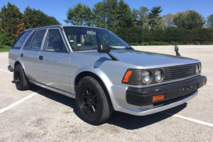 Weekly Treasure: 1990 Nissan Bluebird Wagon