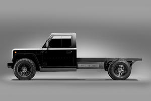 Bollinger's Electric Chassis Cab Means Business