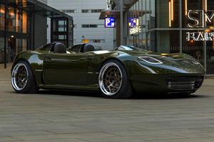 Mazda Needs To Make This Stunning Miata Speedster