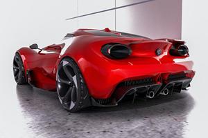 Dreaming Of A New Alfa Romeo Sports Car