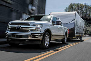 Trucks Sell Faster Than Sedans For First Time Ever