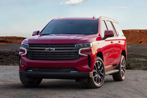 It's Official: 2021 Chevy Tahoe And GMC Yukon Are Still Gas Guzzlers