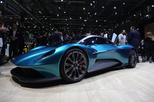 Future Of Aston Martin Vanquish In Doubt
