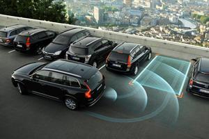 Volvo Announces Major Breakthrough For Self-Driving Cars