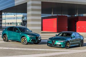 2020 Alfa Romeo Stelvio and Giulia Quadrigoflio Get New Look And Modern Interior