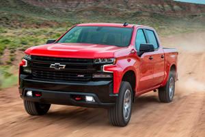 Thanks To Trucks, America's Biggest Automaker Makes A Profit