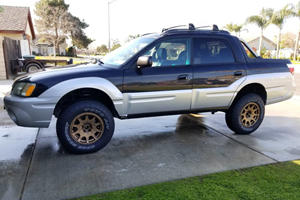 Weekly Treasure: 2003 Subaru Baja