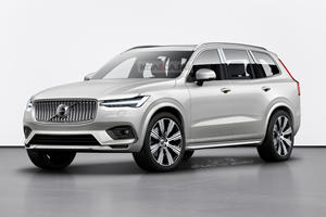 BMW And Mercedes Should Beware Volvo's New Flagship