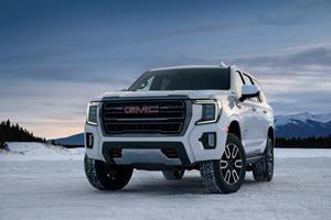 2021 GMC Yukon Will Premier New Upscale Styling Feature