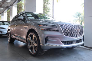 Genesis GV80 Sales Prove BMW And Cadillac Have A Problem