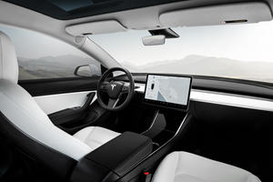 Tesla Model 3 Getting Some Important In-Car Features