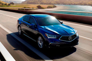 Time To Say Goodbye To The Acura RLX