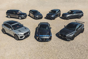 People Can't Stop Buying Jaguar Land Rover's Fastest Cars