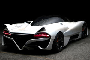 Smaller, Cheaper, Less Crazy SSC Hypercar Is Coming