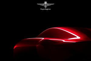 Italian Coachbuilder Teases Stunning New Alfa Romeo