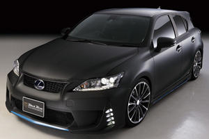 Wald Murders Out the Lexus CT 200h