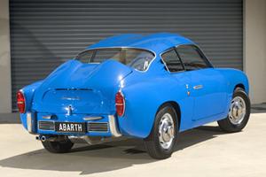 Unique of the Week: 1959 Fiat Abarth 750 Zagato
